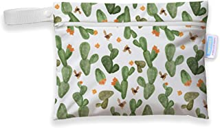 product image for Thirsties Mini Wet Bag - Cactus Garden
