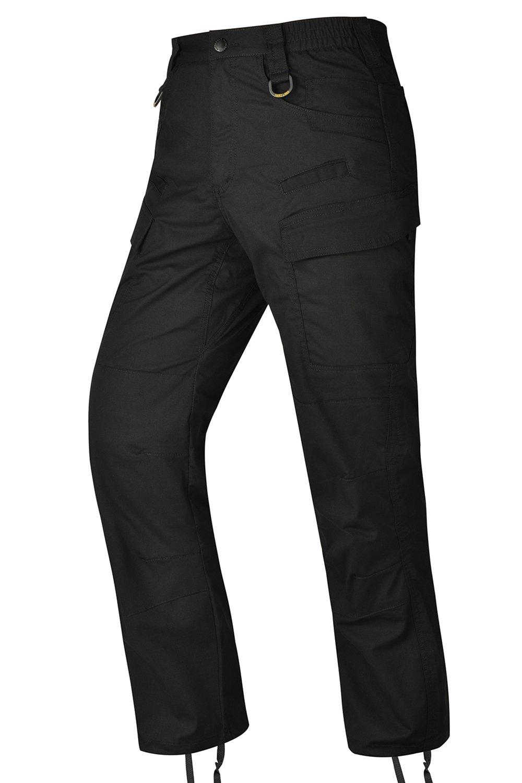 HARD LAND PANTS メンズ B078Z67M8Y 44W×30L|ブラック ブラック 44W×30L