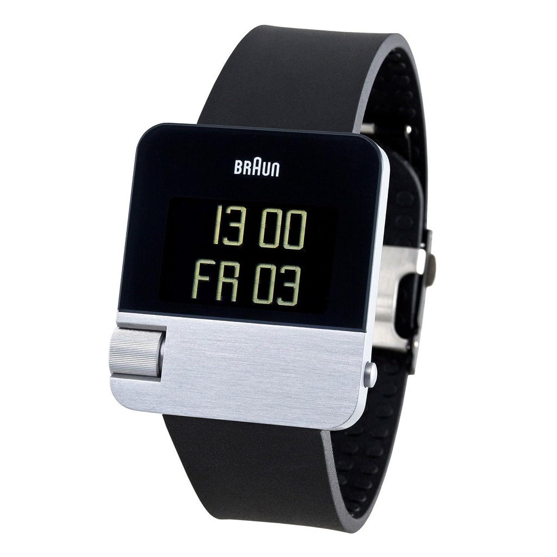 Braun Prestige Herren Digitale Armbanduhr