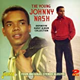 The Young Johnny Nash - Definitive Early Album Collection [ORIGINAL RECORDINGS REMASTERED] 2CD SET
