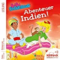 Abenteuer Indien! (Bibi Blocksberg) Hörbuch von Doris Riedl Gesprochen von: Alexandra Maria Wilke