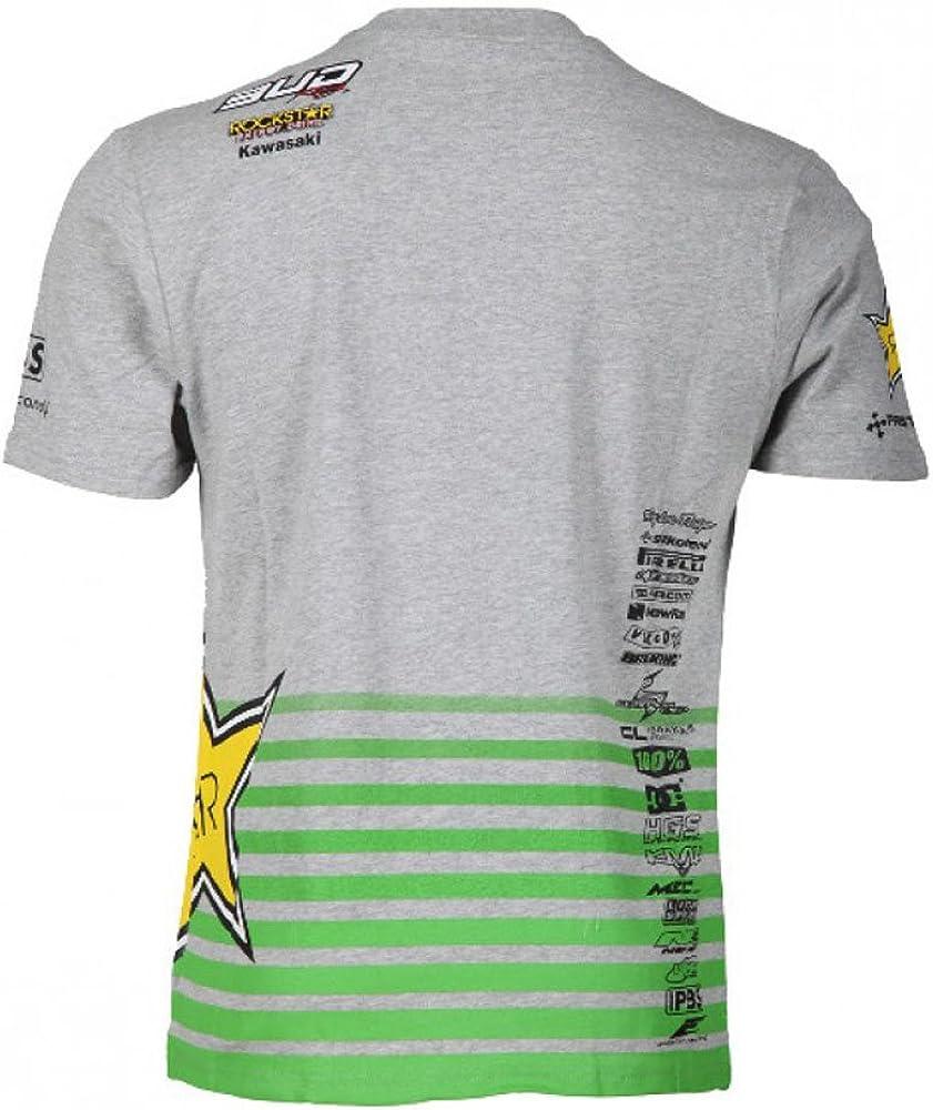 Bud Racing Rockstar - Camiseta gris 8 años : Amazon.es: Ropa y ...