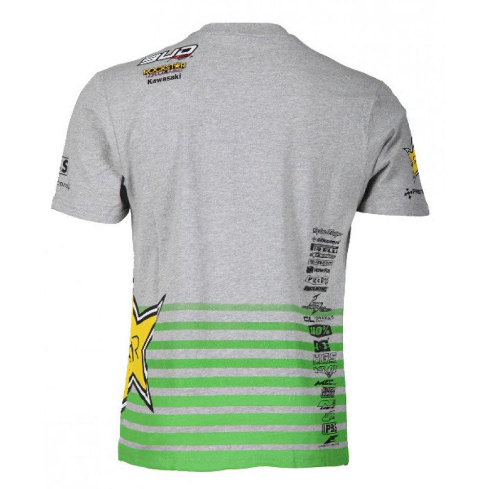 Bud Racing Rockstar - Camiseta gris 8 años : Amazon.es: Ropa y accesorios