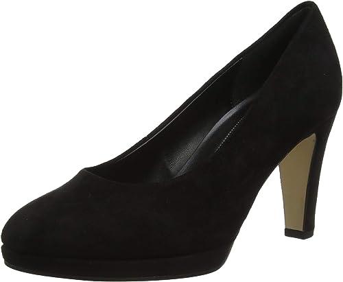 Gabor Splendid Womens High Heel Court Shoes