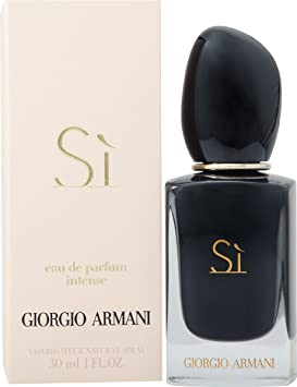Spray Pour De Ml Armani Elle Odeur Giorgio Intense Eau Parfum Si 30 kXZuOwiTP