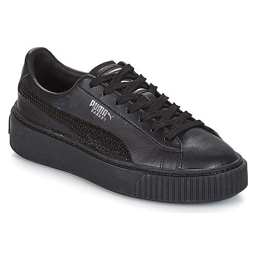 2puma scarpe donna nere