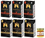 Kettle & Fire - Organic Bone Broth Combo with Pure Traditions ghee - ( 3 Each Beef and Chicken with one 1.25 oz ghee)
