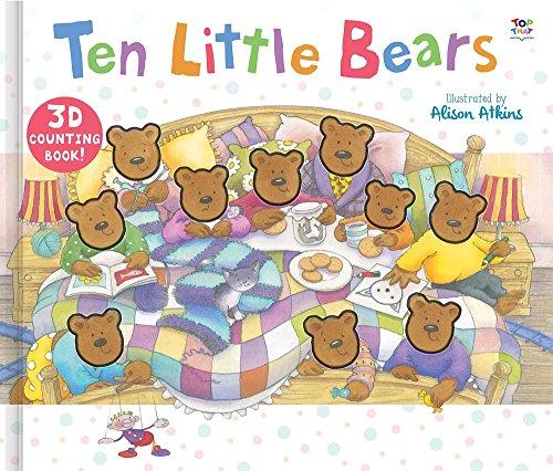 Ten Little Bears (Counting to Ten Books)