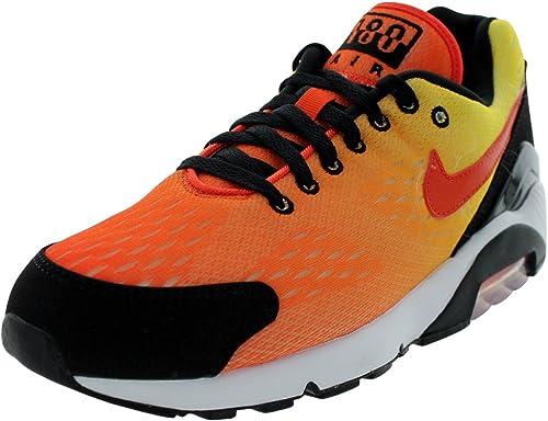 Vamos servidor Buen sentimiento  Nike Air Max 180 Em Tm Orange/tm Orng/tr Yllw/blk Running Shoes 11.5 Us:  Amazon.co.uk: Shoes & Bags