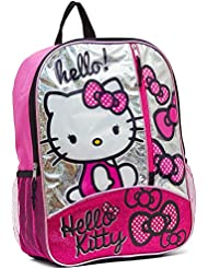 Hello Kitty Backpack Back Pack 16 X 12 X 5 New For 2016 School Full Size