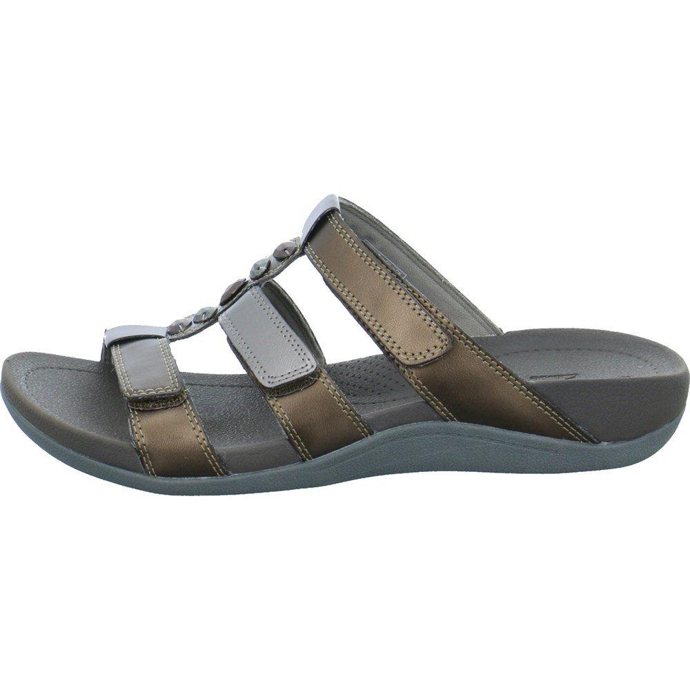 Clarks - Zuecos para Mujer 39 EU|Dorado Zapatos de moda en línea Obtenga el mejor descuento de venta caliente-Descuento más grande