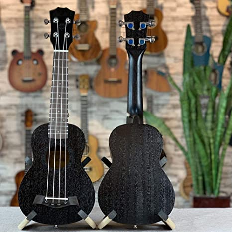 LMYG Ukelele, Guitarra Pequeña De Cuatro Cuerdas Uklele: Amazon.es ...