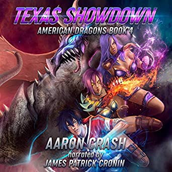 Texas Showdown: American Dragons, Book 4 (Audio Download