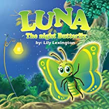 Luna, The Night Butterfly + 5 Bonus Stories! (Fun Rhyming Children's Books)