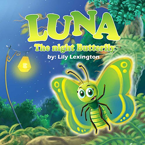 - Luna, The Night Butterfly + 5 Bonus Stories! (Fun Rhyming Children's Books)