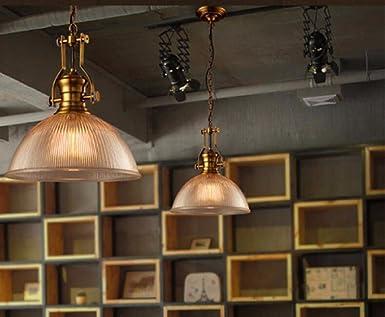 Lighsch lampadari sospensione soffitto vintage creativo retro
