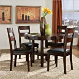 Standard Furniture Pendelton 5 Piece Dining Table Set