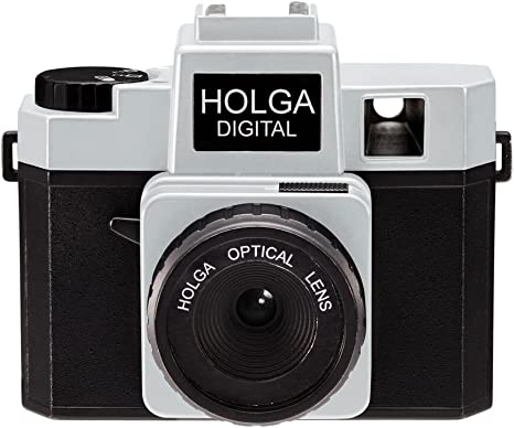 Holga Digital – Cámara de fotos analógica vintage, 8 Mp, color ...