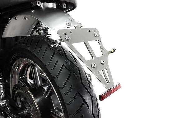 Ersatzteile F/ür Motorrad 1 St/ück Kotfl/ügel vorne Universal Kotfl/ügel Schutzblech Motorr/äder Wei/ß