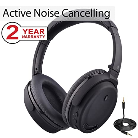 Review Avantree Active Noise Cancelling