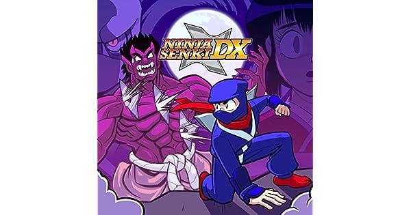 Amazon.com: Ninja Senki DX (Cross Buy Vita) - PS4 [Digital ...