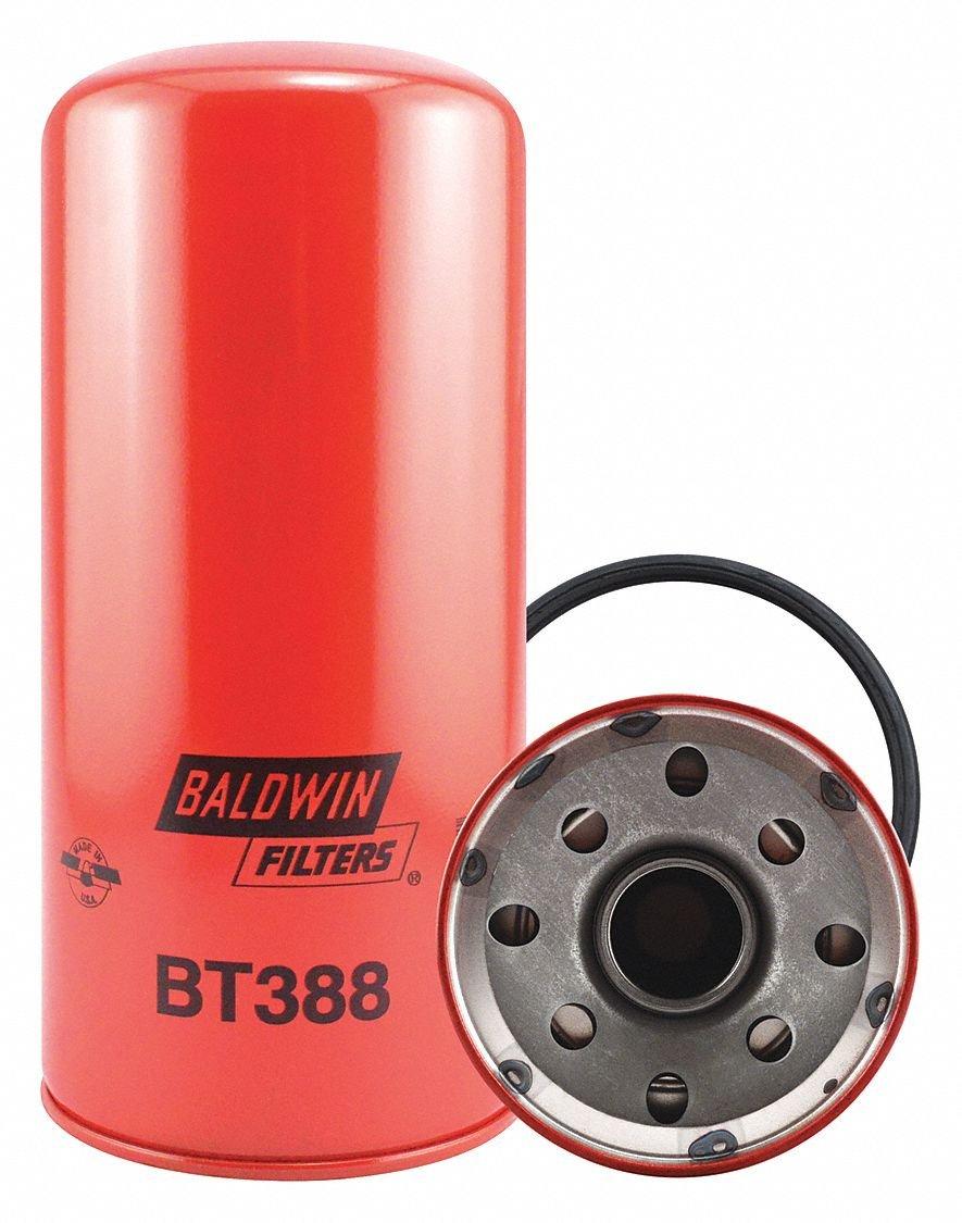 5-1//32 x 10-3//4 In Baldwin Filters BT388 Heavy Duty Hydraulic Filter