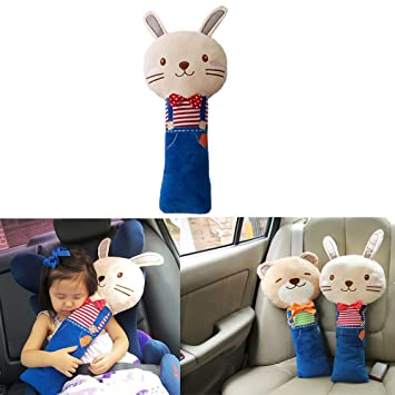 Sunsang Seat Belt Pillow Car Seat Belt Covers For Kids Plush Toy Impressive Pillow Pet Seat Belt Cover