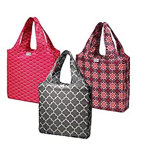 RuMe Bags Medium Tote Bag Trio (Set of 3) (Emerson-Kayla-Downing)