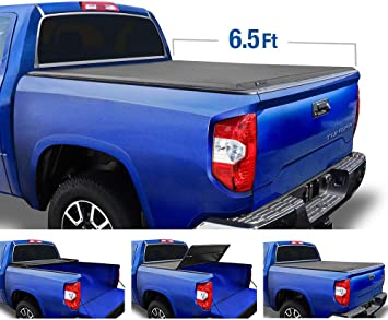 2016 2017 2018 2019 TOYOTA TUNDRA CREWMAX 5.5ft BED WATERPROOF CAR COVER