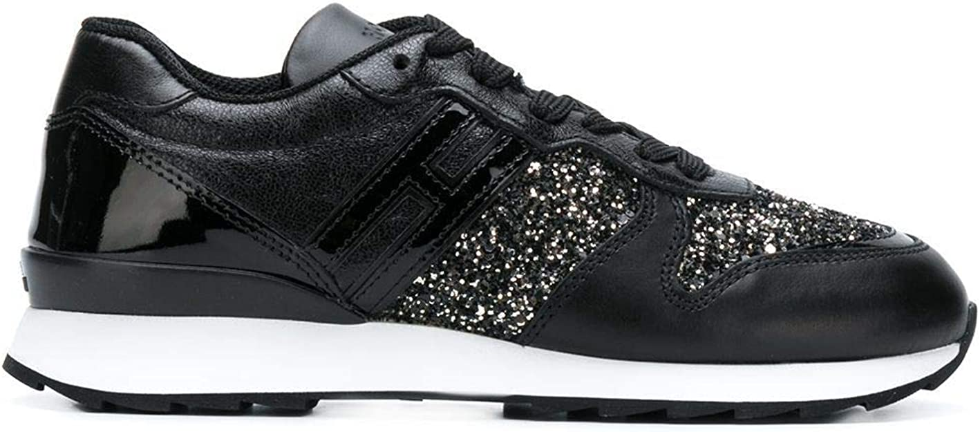 Hogan Luxury Fashion Donna HXW2610Y930JH50ZZ8 Nero Sneakers ...