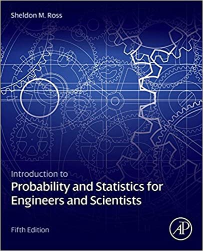 Introduction To Probability And Statistics For Engineers And
