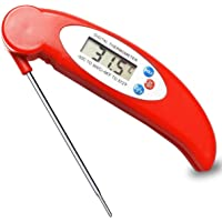 Digital Meat Thermometers, Gyvazla Super Fast Instant Read Meat Thermometer Digital Food Cooking Thermometer for Kitchen…