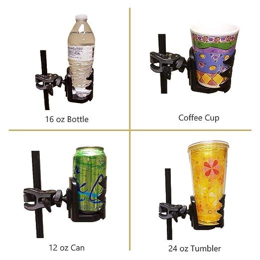 Amazon.com: cr-26 Bebida Soporte Para Silla De Ruedas ...