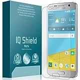 Galaxy S7 Screen Protector, IQ Shield Matte Full Coverage Anti-Glare Screen Protector for Galaxy S7 Bubble-Free Film - with