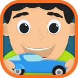 Kids Toy Cars RC and Mechanics Free Game -little workshop edu app for little children and curious toddler boys and girls