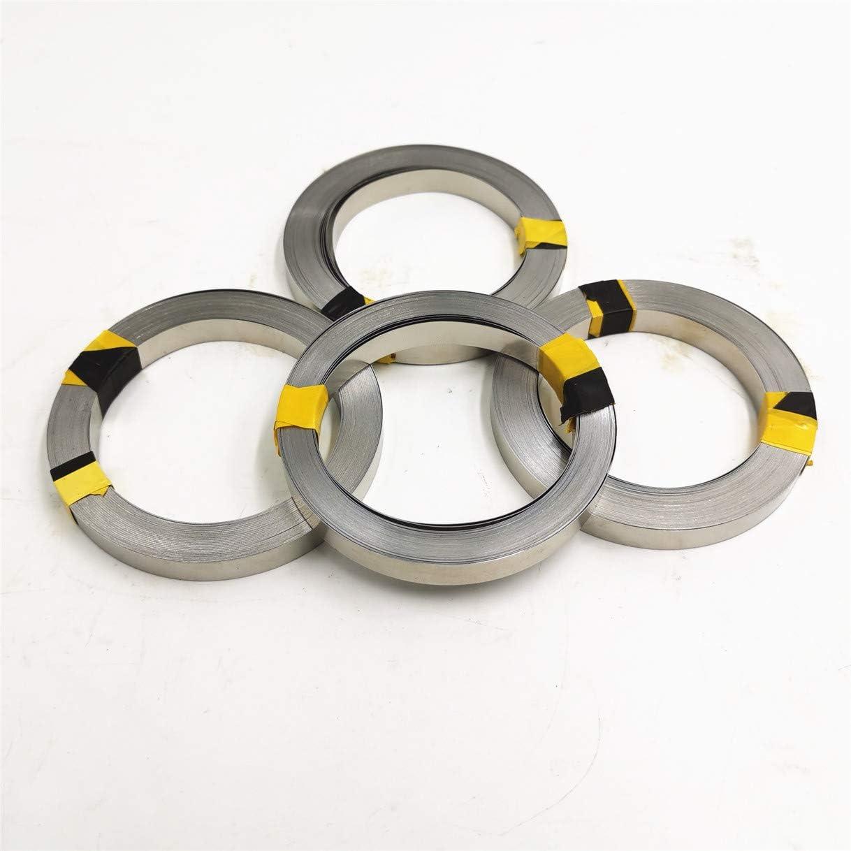10m Nickel-plated Strip Tape Sheets for Li 18650 Battery Spot Welding Accessory