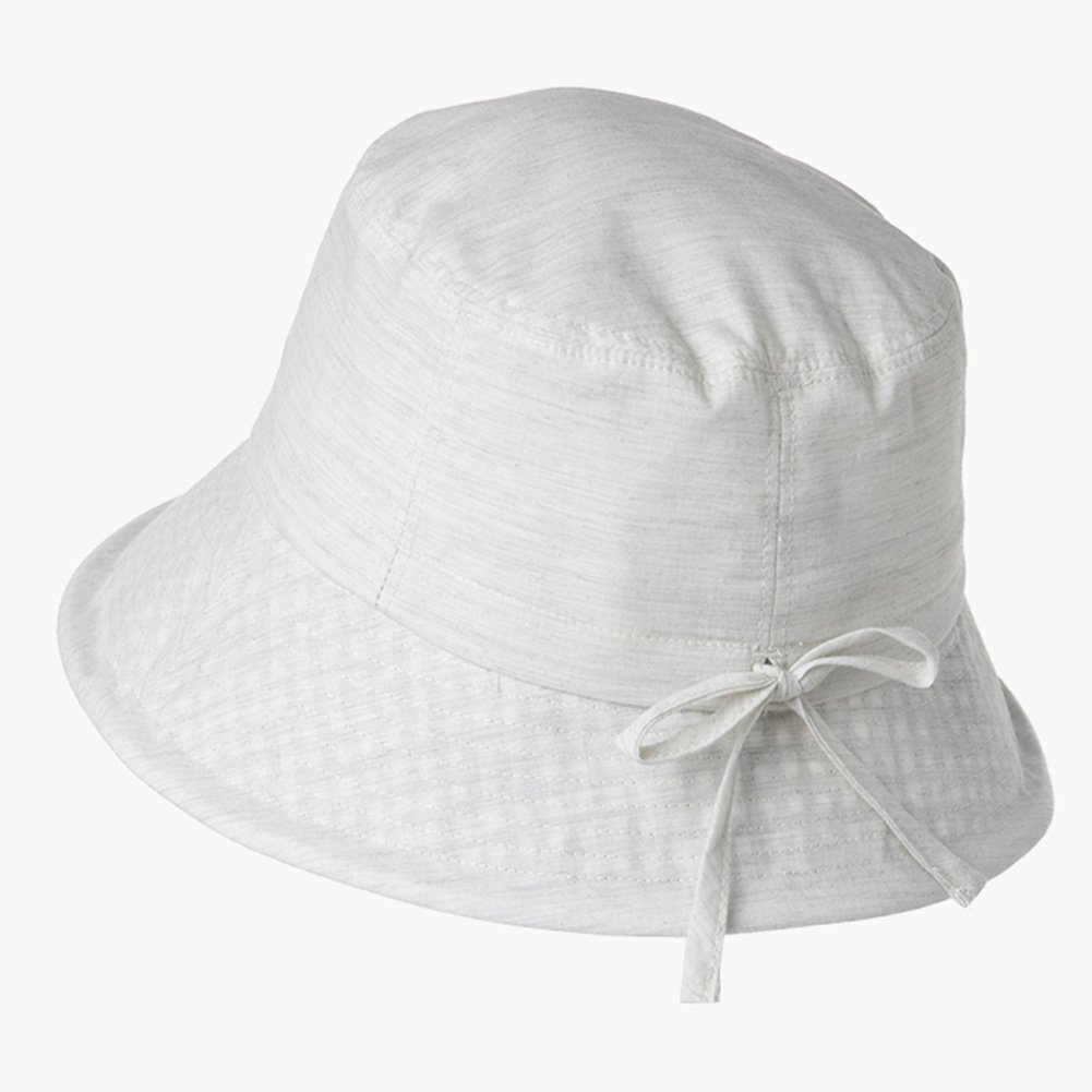 YD Hat Summer Hat, Sun Hat Women Bucket Hat Anti UV Detachable Wind Rope Portable Outdoor AllMatch, 4 colors, 2 Sizes Optional    (color   4 , Size   57cm)