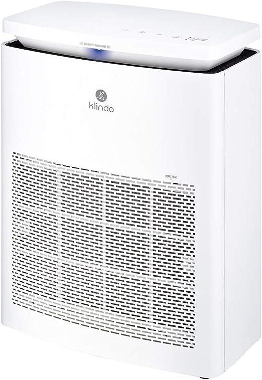 Klindo KAP20-17 - Purificador de aire, color blanco: Amazon.es: Hogar