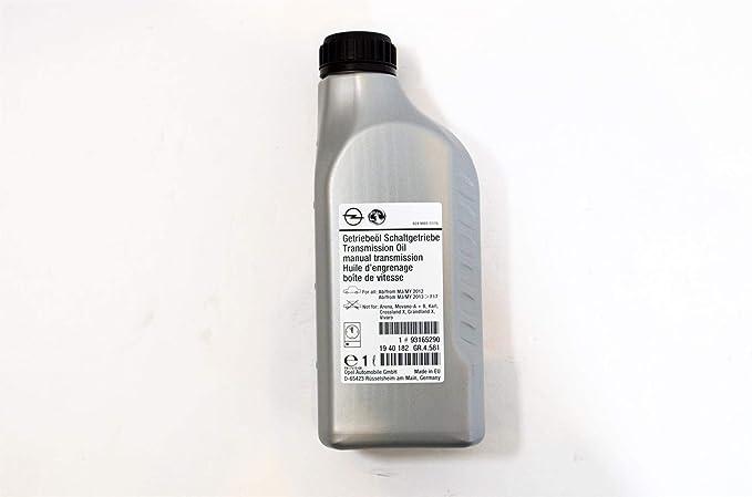 Lsc 93165290: 1 Litro Original Transmisión Manual/Caja de Cambios Aceite SAE75 W85 - Nuevo de Lsc: Amazon.es: Coche y moto