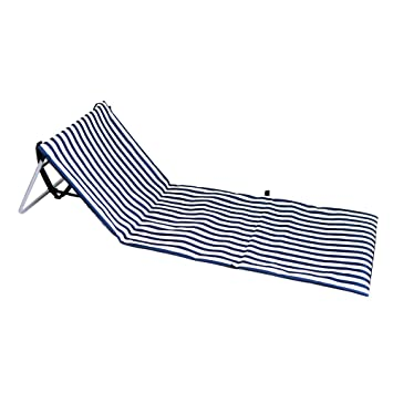 abnii beach chair outdoor portable beach mat lounge chair tote waterproof u0026 sandproof - Lounge Chair Outdoor