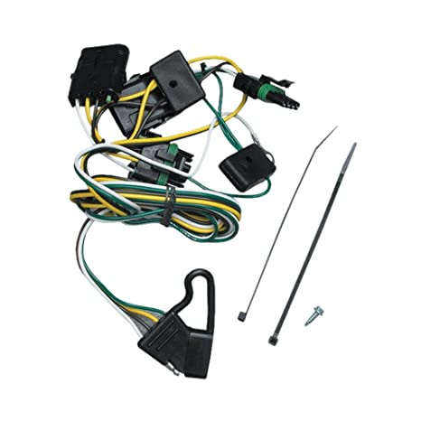 Wondrous Amazon Com Reese 118356 Trailer Wiring Kit T One Connector Wiring Digital Resources Bemuashebarightsorg