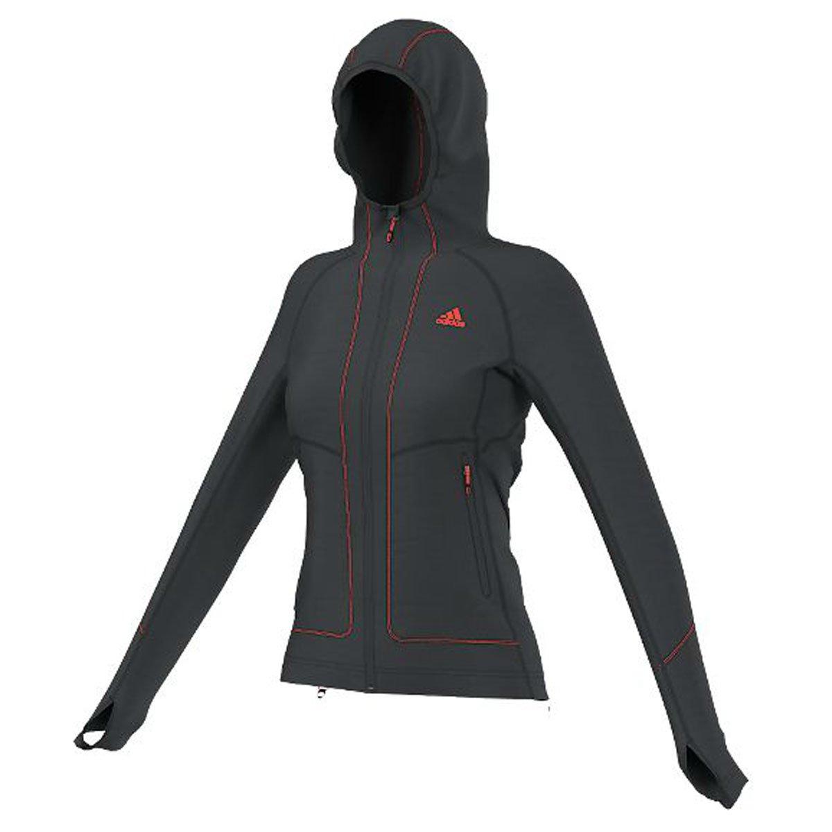 adidas outdoor Women's Terrex Swift Pordoi Hooded Fleece Jacket
