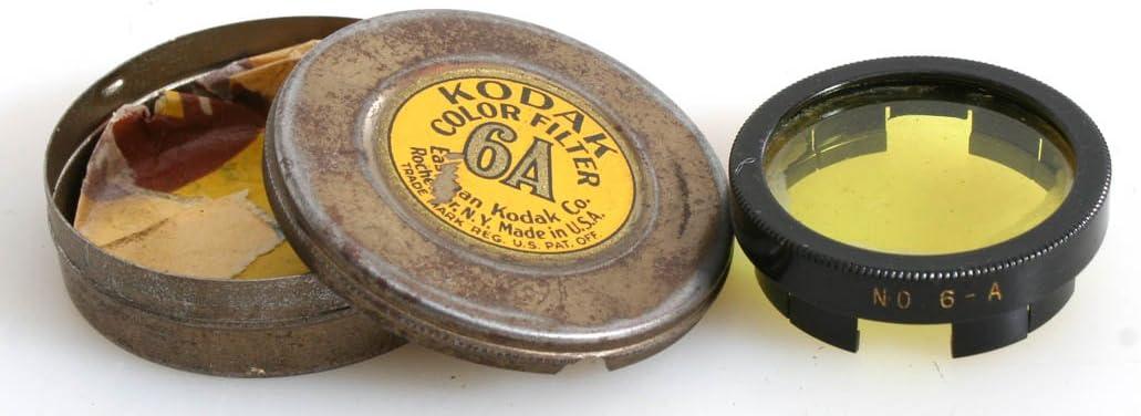 Vintage Color FILTER 6A in Orig TIN