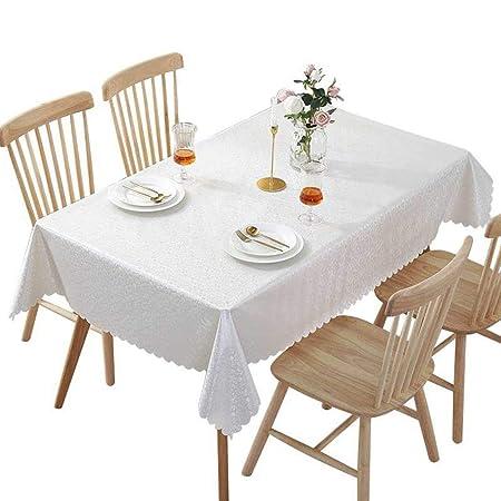 Manteles De Mesa Rectangular De Restaurante Prueba De Aceite ...