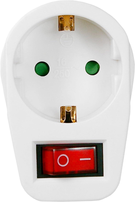 Elro 1827 - Enchufe con interruptor