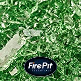 Pine Mountain Fire Glass 1/4″ Firepit Glass Premium 10 Pounds Great for Fire Pit Fireglass or Fireplace Glass Review
