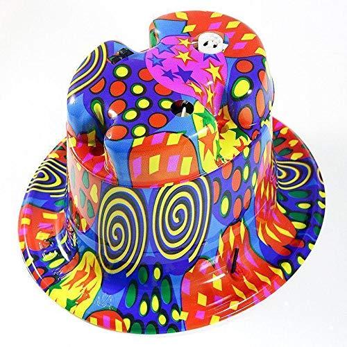FidgetGear Gift Bubble Blower Machine Creative Maker Hat Cap Party Wedding Toys from FidgetGear