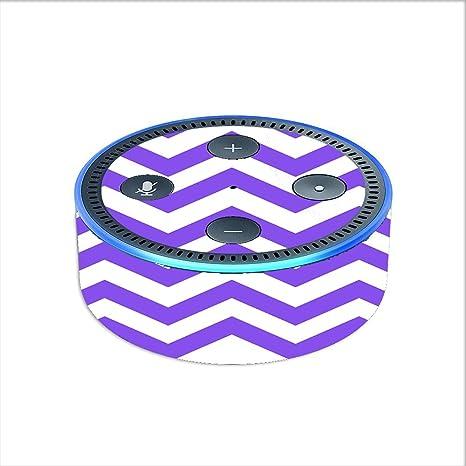 City Street Skin Decal Vinyl Wrap for Amazon Echo Device