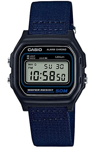 Montre Mixte Casio Collection W-59B-2AVEF
