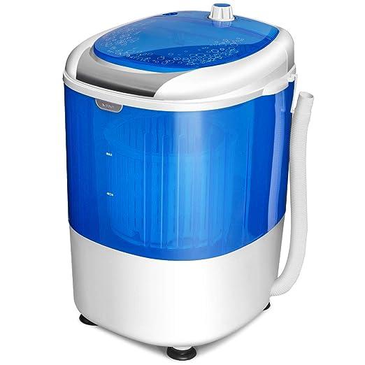 Amazon.com: COSTWAY Mini lavadora portátil compacta de 30.9 ...